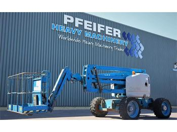 Дигачка зглобна платформа Genie Z45/25JRT Diesel, 15.8m Working Height, 7.7m Reach