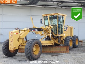Caterpillar 140K LOW HOUR GRADER - порамнувач