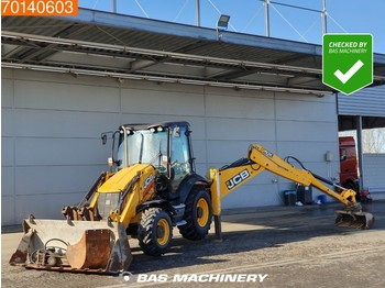 JCB 3CX INCLUDING HAMMER AND 2 BUCKETS - ровокопач