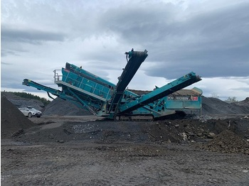 Powerscreen Chieftain 1700 - рударска машина