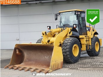 Caterpillar 962H NICE AND CLEAN GERMAN MACHINE - утоварувач со тркала
