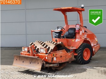 Dynapac CA134 PD GOOD WORKING CONDITION - 80% TYRES - ваљак