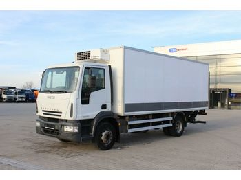 Камион сандучар Iveco EUROCARGO ML 160E21,HYDRAULIC LIFT,THERMO KING