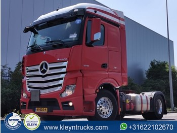 Камион влекач Mercedes-Benz ACTROS 1840 drum compressor: слика 1