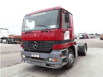 Камион влекач Mercedes-Benz Actros 1835 manual