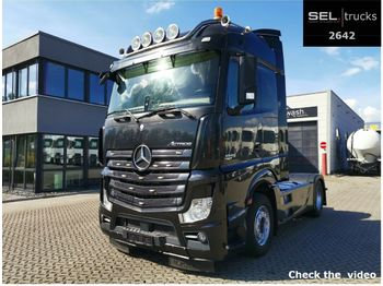 Mercedes-Benz Actros 1845 4x2 LS / Retarder / German  - камион влекач