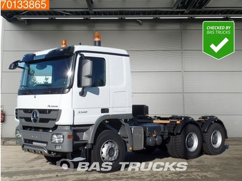Mercedes-Benz Actros 3340 S 6X4 NEW MANUAL EURO2 V6 More units available - камион влекач