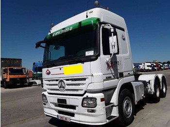 Камион влекач Mercedes-Benz Actros 3355 manual steel/lames
