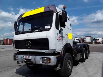 Mercedes-Benz SK 2644 manual lames ponts 13 T - камион влекач