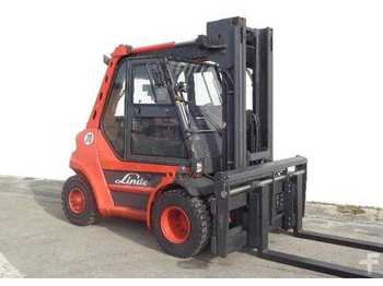 Linde H 80 D-353-03 - вилушкар