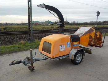 Profiline 222M  Single Axle Wood Chipper - кршач на дрва