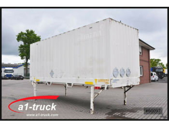 Заменски сандак/ кутија Krone WB 7,45 Koffer, stapelbar, Rolltor,Container, 27